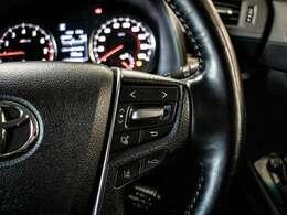 レーダークルーズコントロール。 高速道路で便利な自動で速度を保つクルーズコントロールが、衝突軽減システムと連携し、前方の車両を感知して車間を保つように速度調節してくれます!