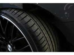 タイヤも新品です!購入後に余分な出費がなくて済みます!