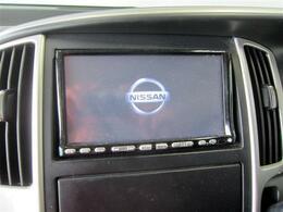 純正HDDナビが付いています。フルセグTVやDVDも視聴できます♪