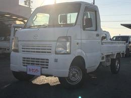 マツダ スクラムトラック 車検整備付 MT車 軽自動車