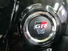 スタートシステム♪エンジンの始動は、ブレーキを踏んでエンジンスイッチを押すだけ。キーを差し込む手間もなく、カンタンでスムーズです♪