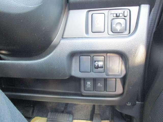 衝突被害軽減ブレーキなどの安全装備も付いています!お車に付いている装備に関しても、お気軽にお問い合わせください。