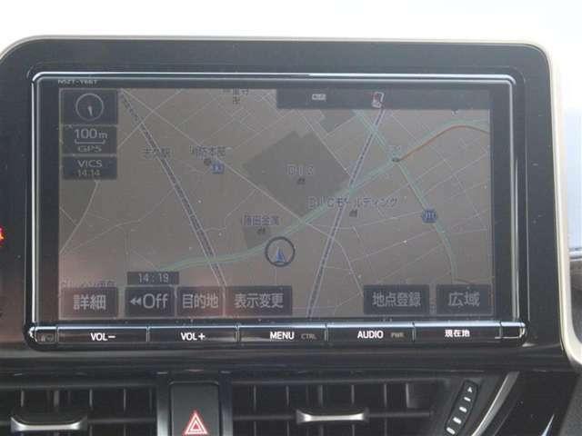 Y66Tトヨタ純正9インチSDナビ!ブルートゥースオーディオも使えますが、HDMI端子も使えます!