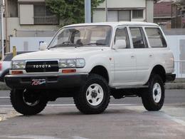 トヨタ ランドクルーザー80 4.2 GX パートタイム4WD ディーゼル リフトUP オプションデフロック