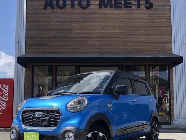 ダイハツ大人気キャスト 特別仕様車G プライムコレクション入荷!
