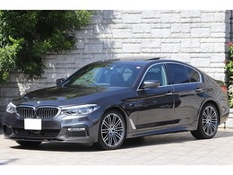 BMW 5シリーズ 540i xドライブ Mスポーツ 4WD KW車高調 SR カーボンエアロ