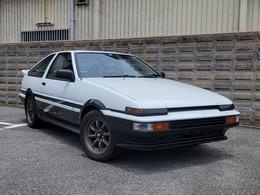 トヨタ スプリンタートレノハッチバック 1.6 GTV 修復歴無し ボディ塗装済み