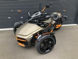 輸入車その他 CAN-AM SPYDER F3-S SPECIAL MY20 LIQUID TITANIUM