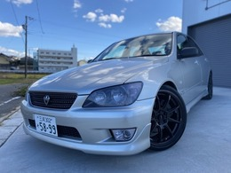 トヨタ アルテッツァ 2.0 RS200 Zエディション mt換装 タイベル交換済 社外LSD 車高調