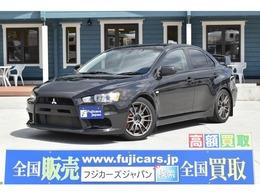 三菱 ランサーエボリューション 2.0 GSR X 4WD HDDナビ 車高調 LEDテール レカロ
