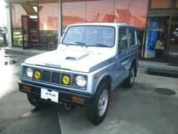 スズキ ジムニー 550 ターボ バン 4WD