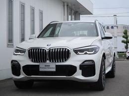 BMW X5 xドライブ 35d Mスポーツ 4WD 黒レザー・20AW