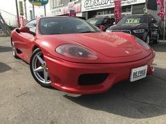 フェラーリ 360モデナ の中古車 F1 北海道北見市 678.0万円