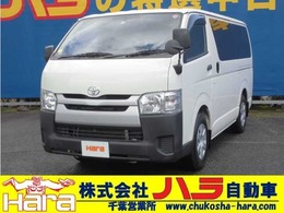 トヨタ ハイエースバン 2.0 DX ロング ETC イモビライザー 6速AT