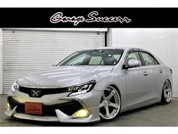 トヨタ マークX 2.5 250G RDS×モデリスタ新WORK19新車高調