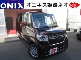 ホンダ N-BOX 660G 新車 ナビTVバックカメラETCマットバイザー