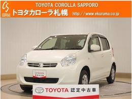 トヨタ パッソ 1.0 X クツロギ 4WD ドライブレコーダー・スマートキー付