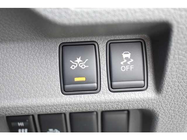 エマージェンシーブレーキや横滑り防止支援システムなどの安全装備も充実しています!