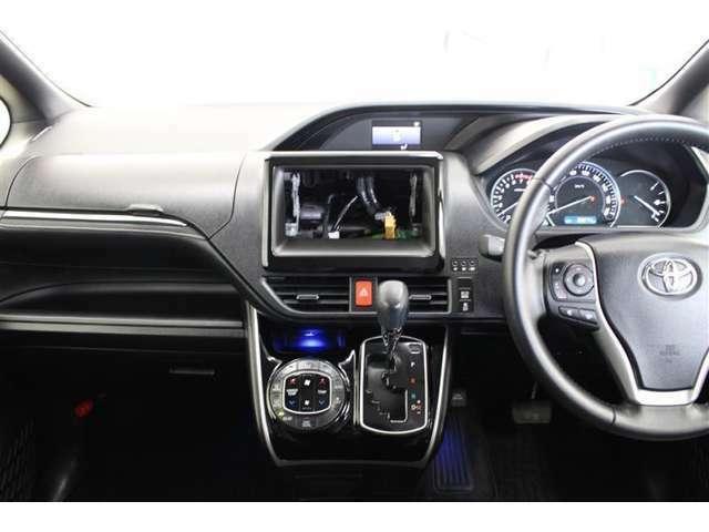 トヨタ認定中古車には、トヨタ自慢のクリーニングを施工済み。徹底洗浄で隅々まで綺麗です!