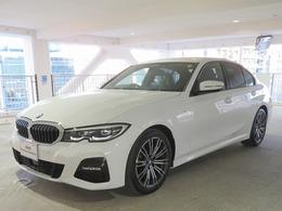 BMW 3シリーズ 320d xドライブ Mスポーツ ディーゼルターボ 4WD 18AWレーンチェンジ&レーンディパーチャー