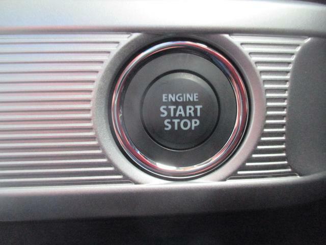 プッシュ式スタートボタンになりますのでエンジンの始動停止もボタン一つで楽々です!