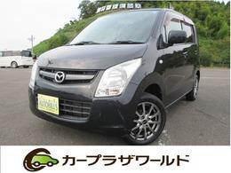 マツダ AZ-ワゴン 660 XG 純正オーディオ キーレス 社外AW 盗難防止