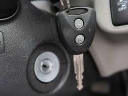 ◆【キーレスエントリー】鍵を差し込みエンジンスタートすることが可能です♪