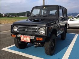 スズキ ジムニー 660 サマーウインド リミテッド 4WD リフトアップ 改造変更公認