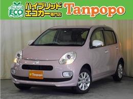 トヨタ パッソ 1.0 プラスハナ Gパッケージ 純正SDナビ/フルセグTV ドラレコ
