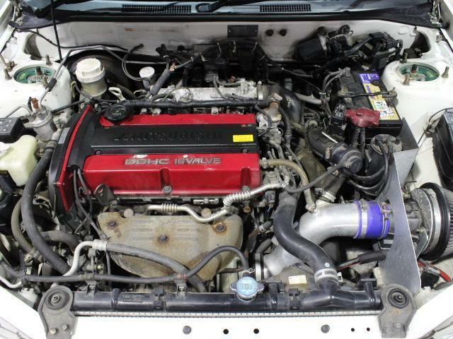 4G63!エンジンルームも綺麗な状態を保っております!