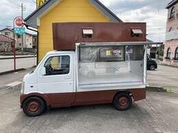 キャンピング・移動販売・キッチンカー・商用車の販売&買取いたします。業務用の加修も承ります★