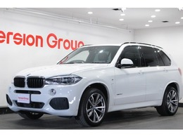 BMW X5 xドライブ 35d Mスポーツ 4WD レザーシート サンルーフ 全周囲カメラ