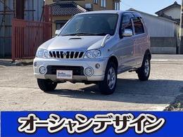ダイハツ テリオスキッド 660 X 4WD 検2年 ターボ キーレス CD