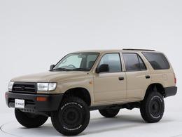 トヨタ ハイラックスサーフ 2.7 SSR-V リミテッド 4WD 全塗装済み/サンドベージュ/新品アルミ/