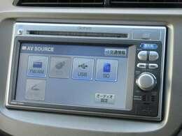 ナビゲーションはホンダ純正メモリーナビ VXM-128C が装着されております。AM、FM、CDがご使用いただけます。初めて訪れた場所でも道に迷わず安心ですね!