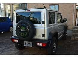 H30年 ジムニーシエラ JC、ユーザー様買取車入庫致しました。