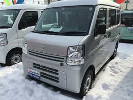 スズキ エブリイ 660 PA リミテッド ハイルーフ 4WD 5速マニュアル車