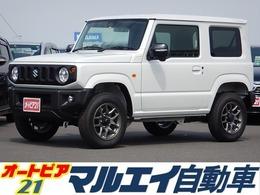 スズキ ジムニー 660 XC 4WD Pスタート・DSBS・LEDヘッド・フォグ・純AW