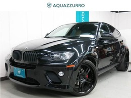 BMW X6 xドライブ 35i 4WD AC SCHNITZER FALCON ベージュ革 SR 左H