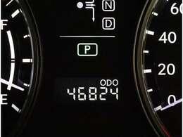 走行46824km