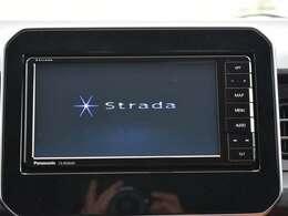 新品社外メモリーナビ(パナソニック CN-RE06WD) フルセグTV CD&DVD再生 音楽録音 Bluetooth♪