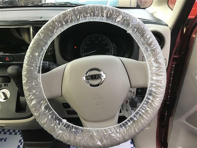 届出済 未使用車だから新車の香りがします!中古車のようにタバコ臭い心配がありません。