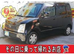 マツダ AZ-ワゴン 660 FX 即日OK 検査済み 検約2年 Tチェーン