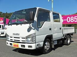 いすゞ エルフ 3.0 フラットロー ディーゼルターボ アイドリングストップ/ETC