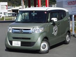 ホンダ N-BOXスラッシュ 660 G L インテリアカラーパッケージ 2トーンカラースタイル ワンオーナー車 純正ナビ ETC車載器