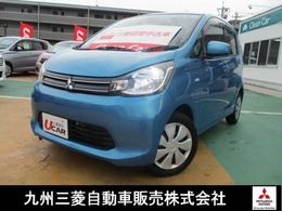 三菱 eKワゴン 660 M 三菱認定中古車保証1年付
