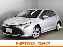 トヨタ カローラスポーツ 1.2 G ナビ LED ETC BSM アルミ