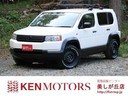 ホンダ クロスロード 1.8 18X HIDエディション 4WD ルーフキャリア 新品R/Tタイヤ