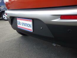 後方ブレーキサポートを標準装備!駐車が苦手な方も安心ですね。