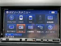 【カーナビ】今やマイカーに必需品!TV/DVD再生機能/MSVなど♪充実の機能です♪